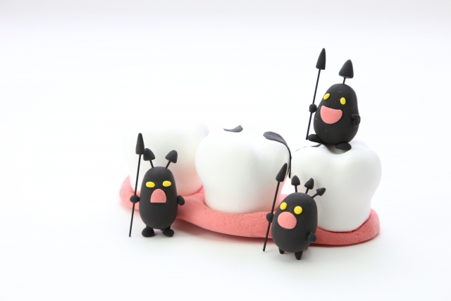 虫歯での口臭