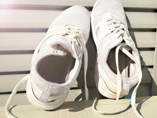 靴の臭いも予防