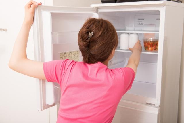 冷蔵庫が臭い